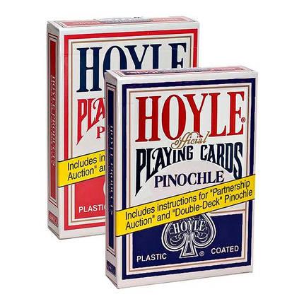 Покерные карты Hoyle Pinochle, фото 2