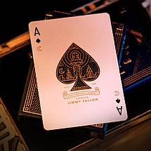 Покерные карты Jimmy Fallon (Theory11), фото 3