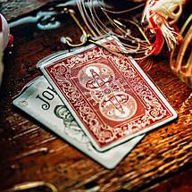 Покерные карты Keeper Masters (Ellusionist), фото 2