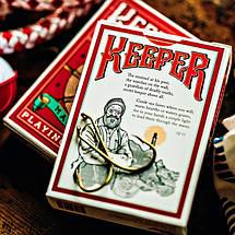 Покерные карты Keeper Masters (Ellusionist), фото 3