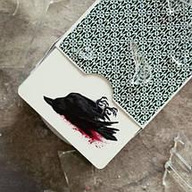 Покерные карты Madison Dealers Green, фото 3