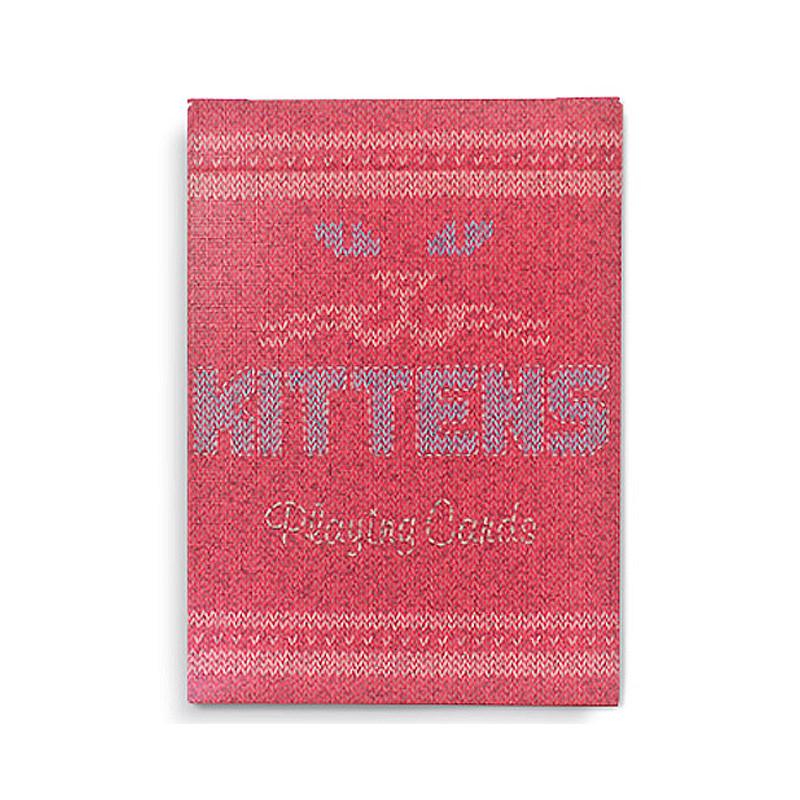 Покерные карты Madison Kittens