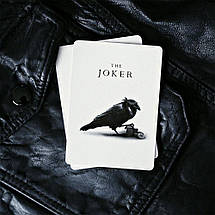 Покерные карты Madison Rounders Black, фото 2