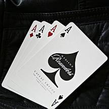 Покерные карты Madison Rounders White, фото 2