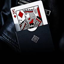 Покерные карты Madison Rounders White, фото 3