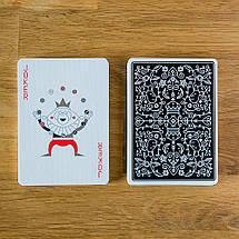 Покерные карты Mailchimp Black (Theory11), фото 3