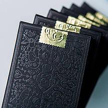 Покерные карты Mailchimp Black (Theory11), фото 2