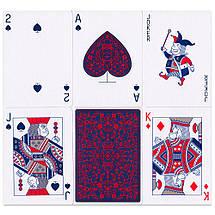 Покерные карты Mailchimp Red (Theory11), фото 2
