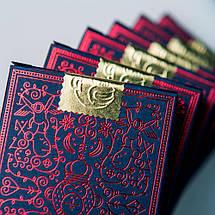 Покерные карты Mailchimp Red (Theory11), фото 3