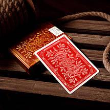 Покерные карты Monarch Red (Theory11), фото 3