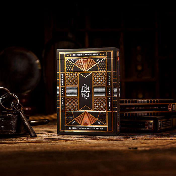 Покерные карты Contraband (Theory11)