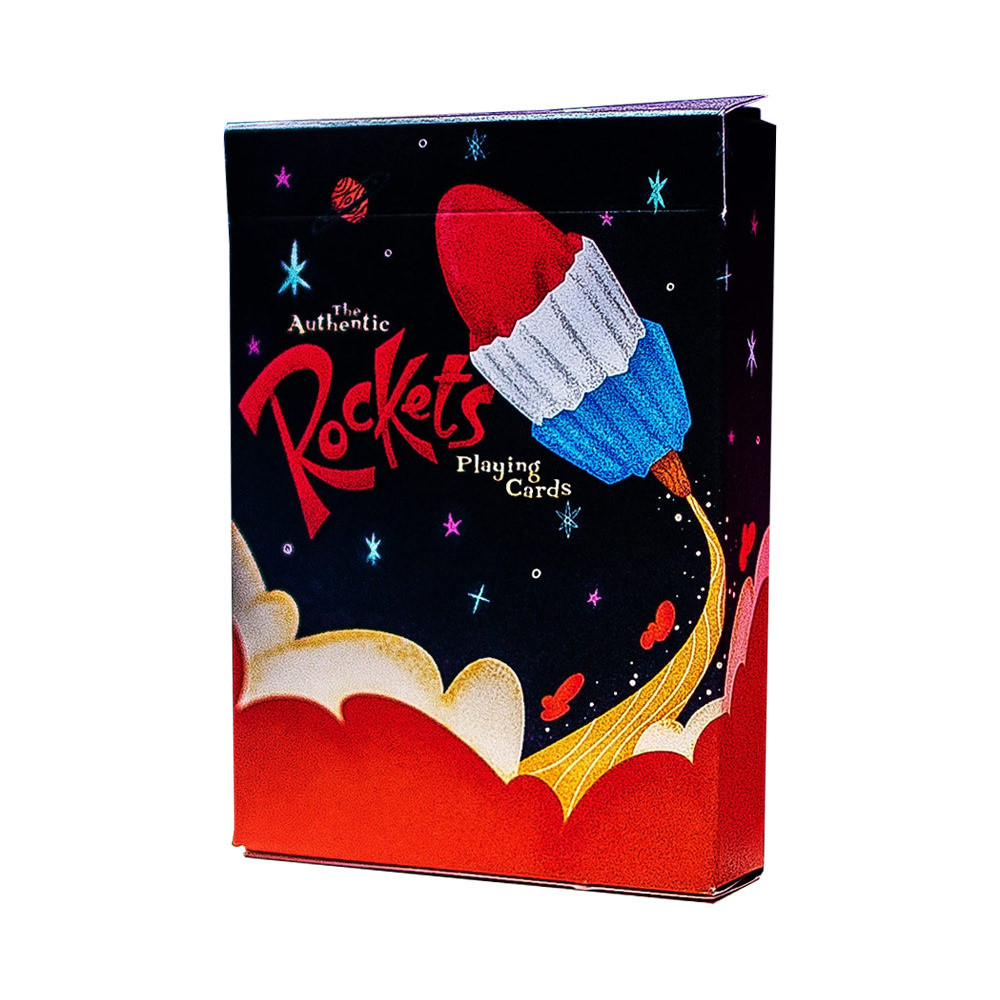 Покерные карты Rockets (Ellusionist)