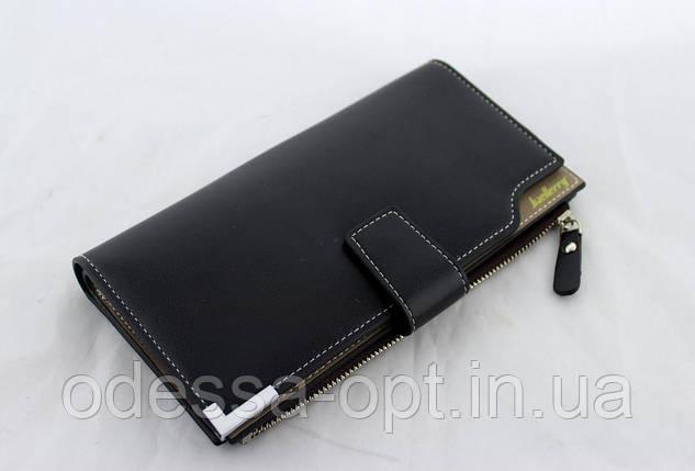 Кошелек, портмоне Baellerry C1283 Black, фото 2