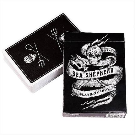 Покерные карты Sea Shepherd, фото 2