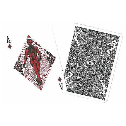 Покерные карты The Madisson Hellions (Ellusionist), фото 2