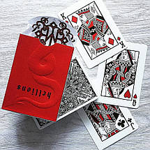 Покерные карты The Madisson Hellions (Ellusionist), фото 3