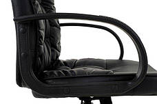 Кресло компьюторное LORENZO czarny + gratis!!, фото 3