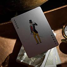 Покерные карты Tycoon Ivory Edition (Theory11), фото 2