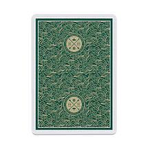 Покерные карты Visa Green Edition, фото 2