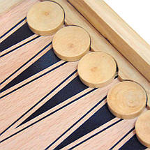 Шахматы-шашки-нарды 40 см (3 в 1), фото 2