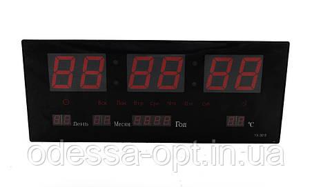 Часы 3615 red, фото 2