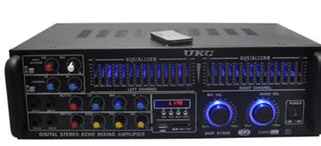 Усилитель AMP AV 1900 (3)