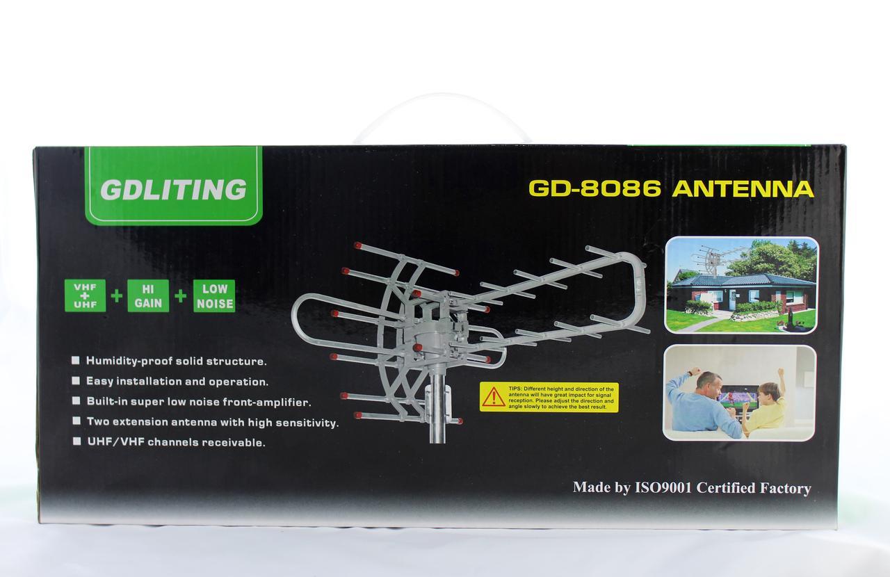 TV антена GD 8086 (10)