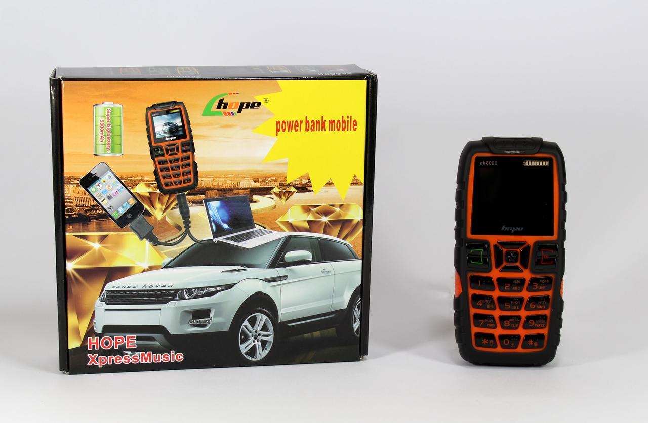 "Моб. Телефон AK8000 2sim 1.8"" (50)"