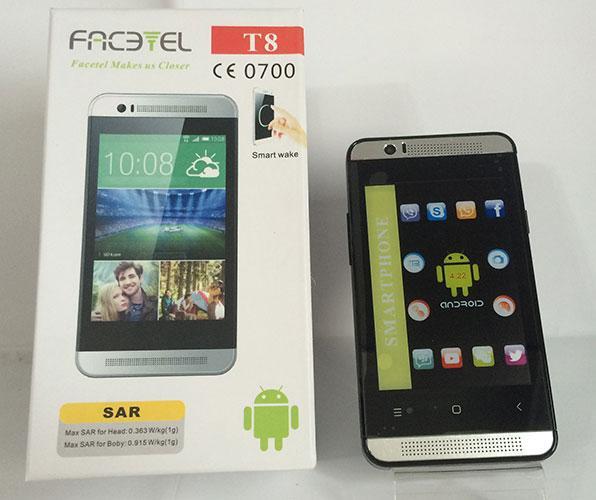 Моб. Телефон T8 Facetel Andr. 3.5'' 1н (50)