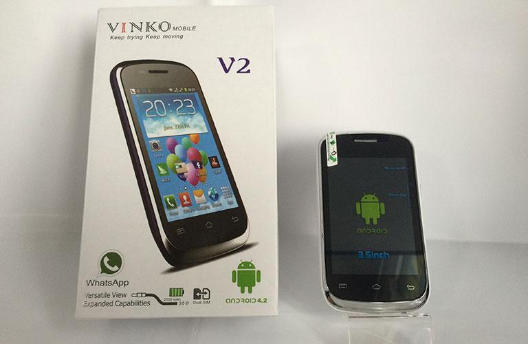 Моб. Телефон V2 Andr. 1н (50)