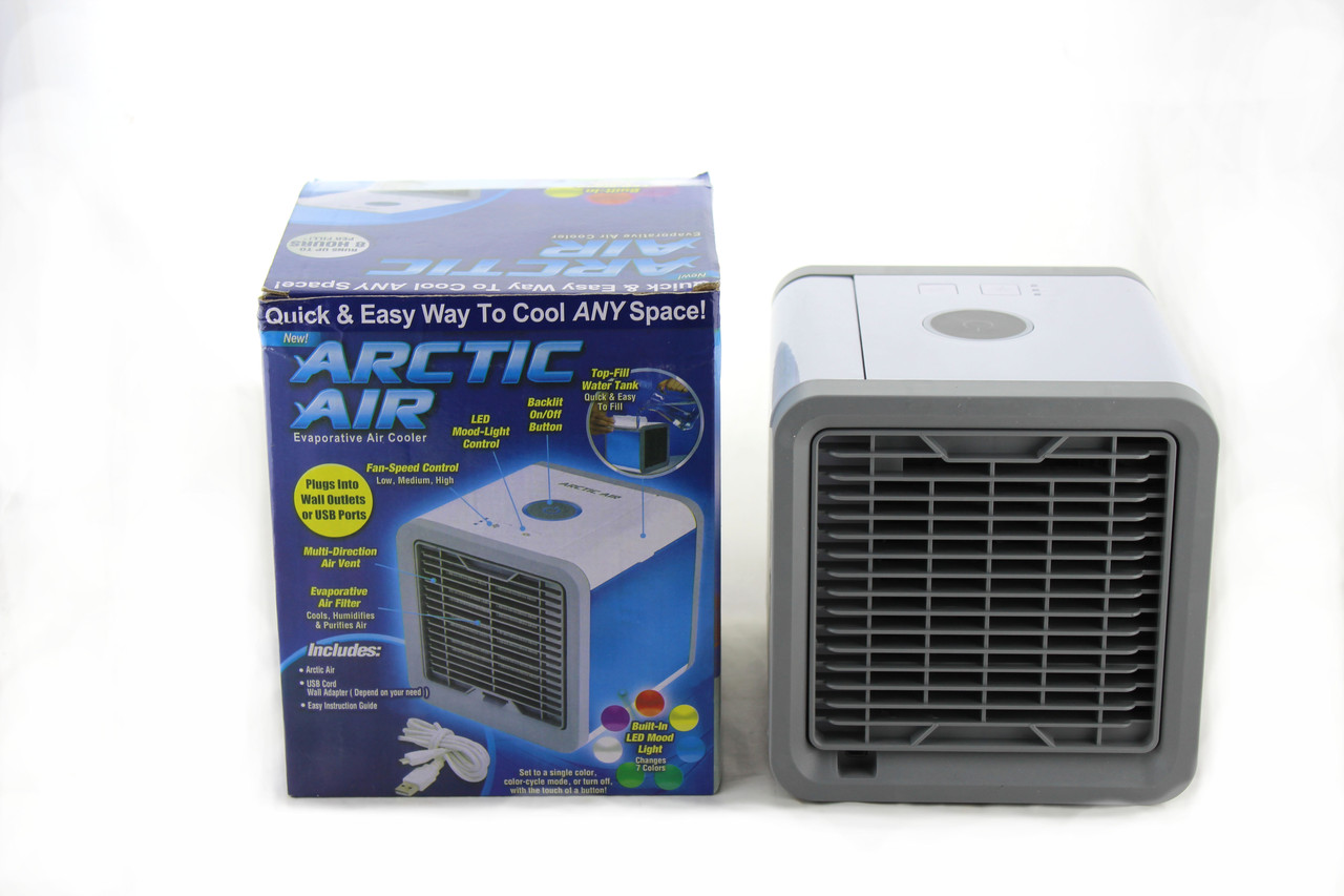 Портативный кондиционер cooler ARCTIC AIR (24)