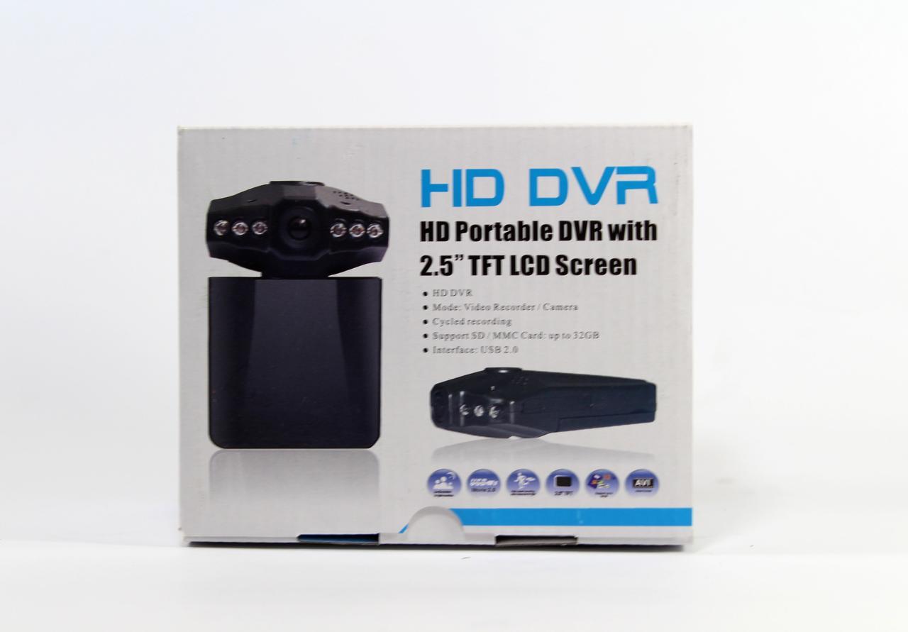 DVR 198 UKC 6002