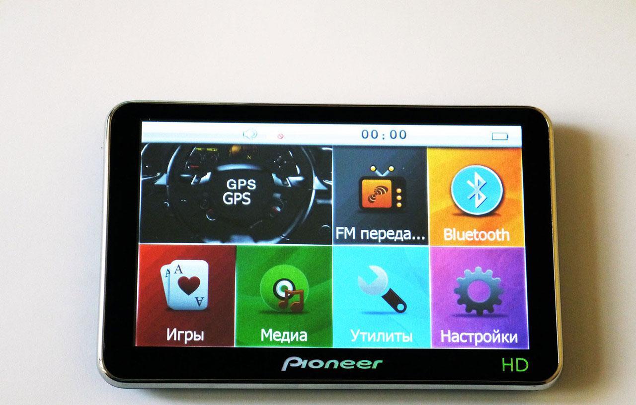GPS E6 5'' BT AV 4GB (20)