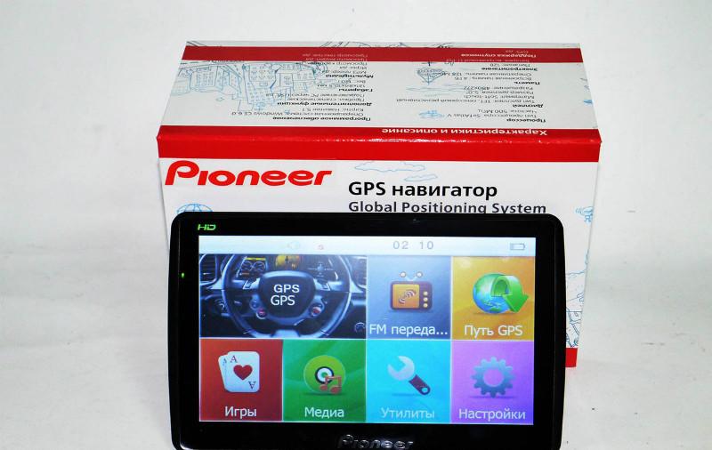GPS E9 5'' 4GB