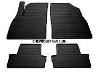 Резиновые автомобильные коврики в салон CHEVROLET Volt І 2010 шевроле вольт Stingray