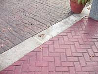 Кислотный краситель для бетона Красный