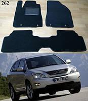 Ворсові килимки на Lexus RX '03-08