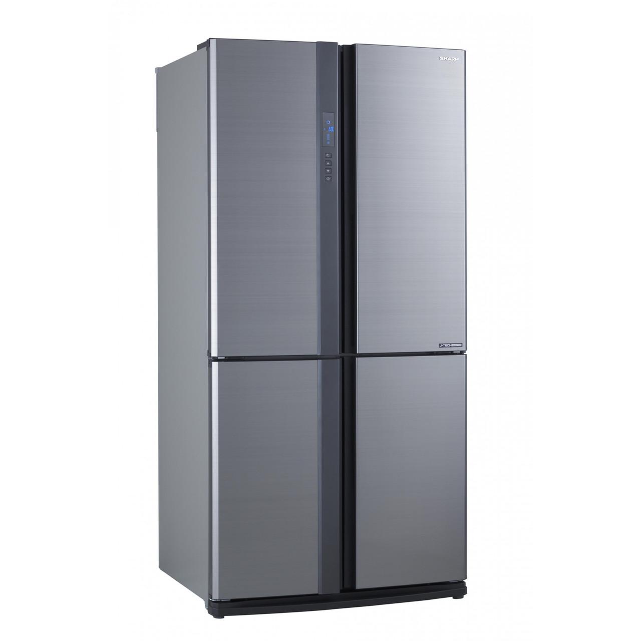 Холодильник SHARP SJ-EX770FSL side-by-side