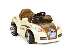 Электромобиль детский с акумулятором CABRIO - brązowy
