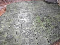 Кислотный краситель для бетона Желто-Зеленый