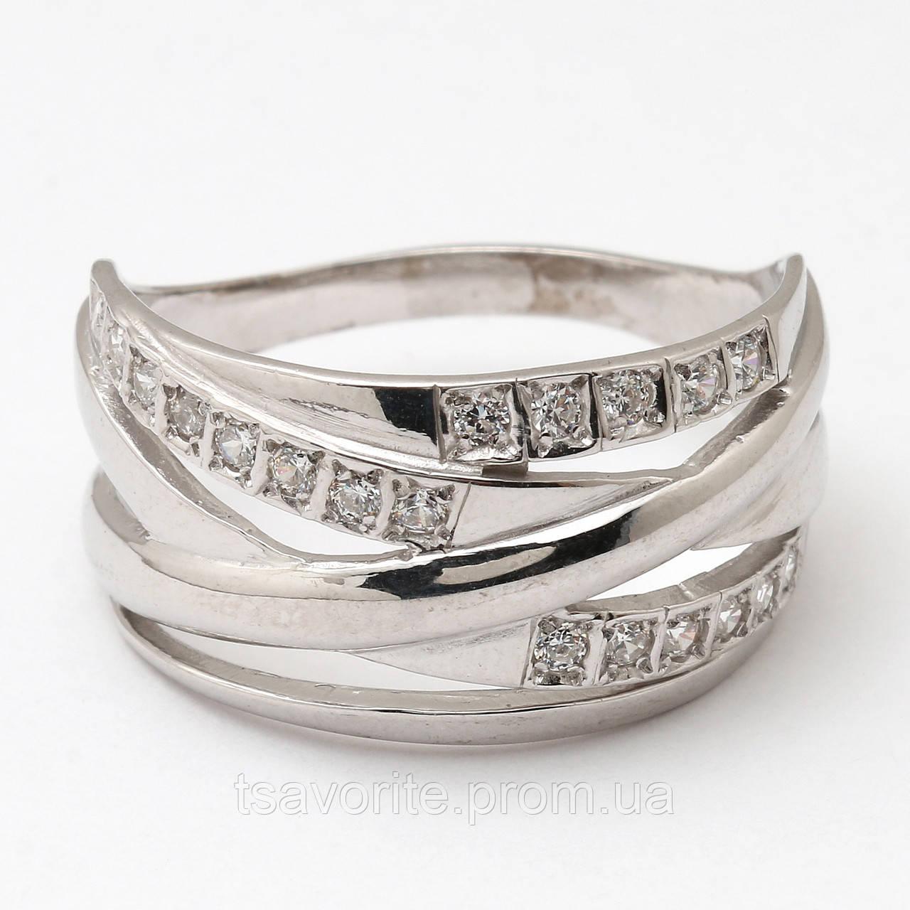 Серебряное кольцо 180КЮ