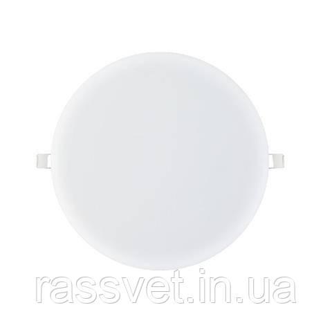 """Светильник врезной  """"STELLA-16"""" 16W 6400K  белый"""