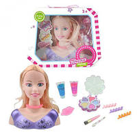 "Голова-манекен куклы для причесок с аксессуарами ""Dream"" 133-5"