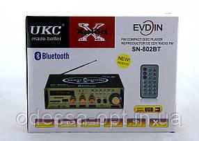 Підсилювач AMP 802 BT