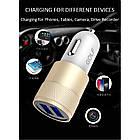 [ОПТ] Автомобільний зарядний пристрій GOLF GF-C13 2USB 2.1 A Quick Charging, фото 5