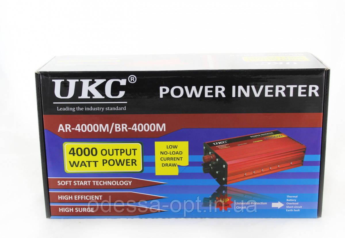 Преобразователь AC/DC 4000W AR UKC24V