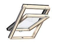 Мансардні вікна Velux GZL 1051 B/ GZL 1051 нижня або верхня ручка відкривання Мансардные окна Велюкс GZL