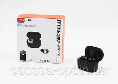 Наушники вакуумные MDR A6 Bluetooth (Арт: 6840-2846), фото 2