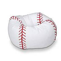 Кресло мешок детское Tia в форме мяча Мяч бейсбольный