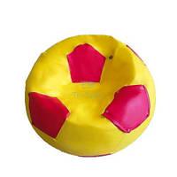 Кресло мешок детское Tia в форме мяча Мяч футбольный